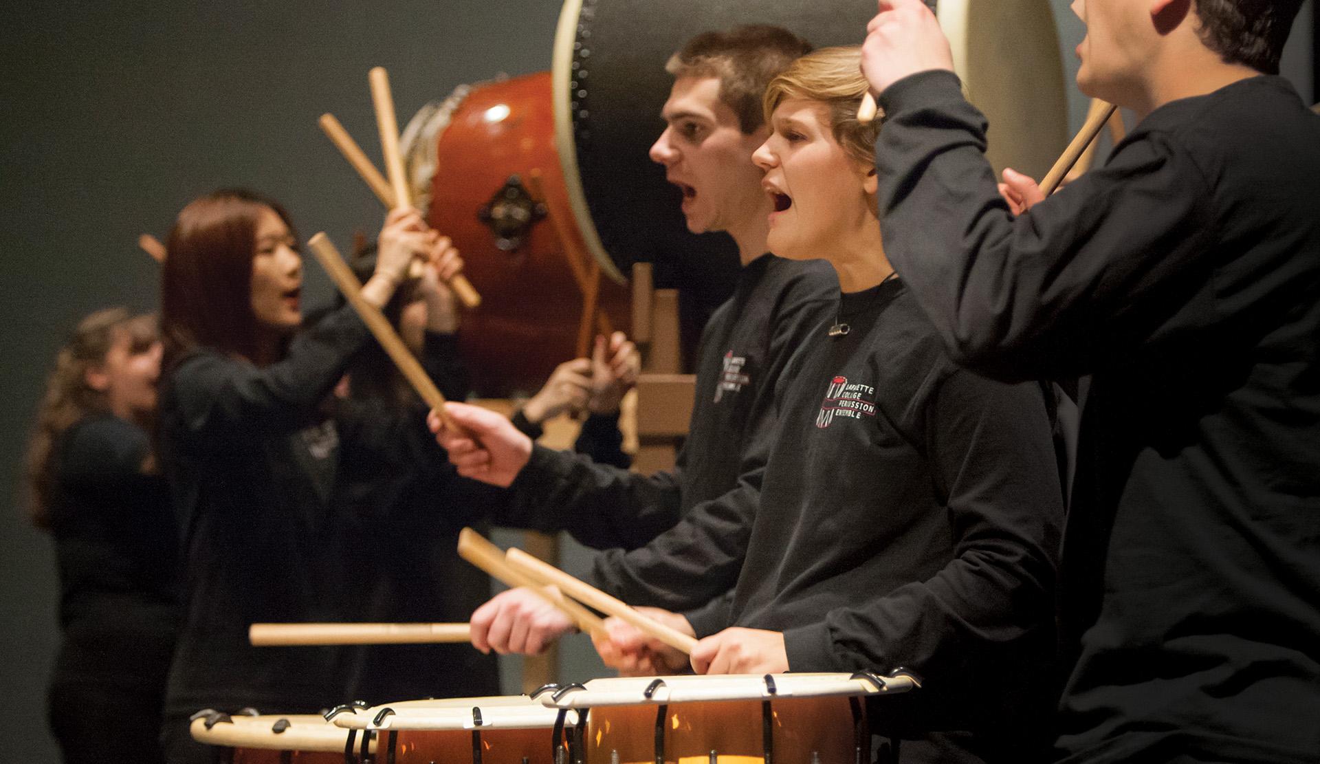 Lafayette College Percussion Ensemble