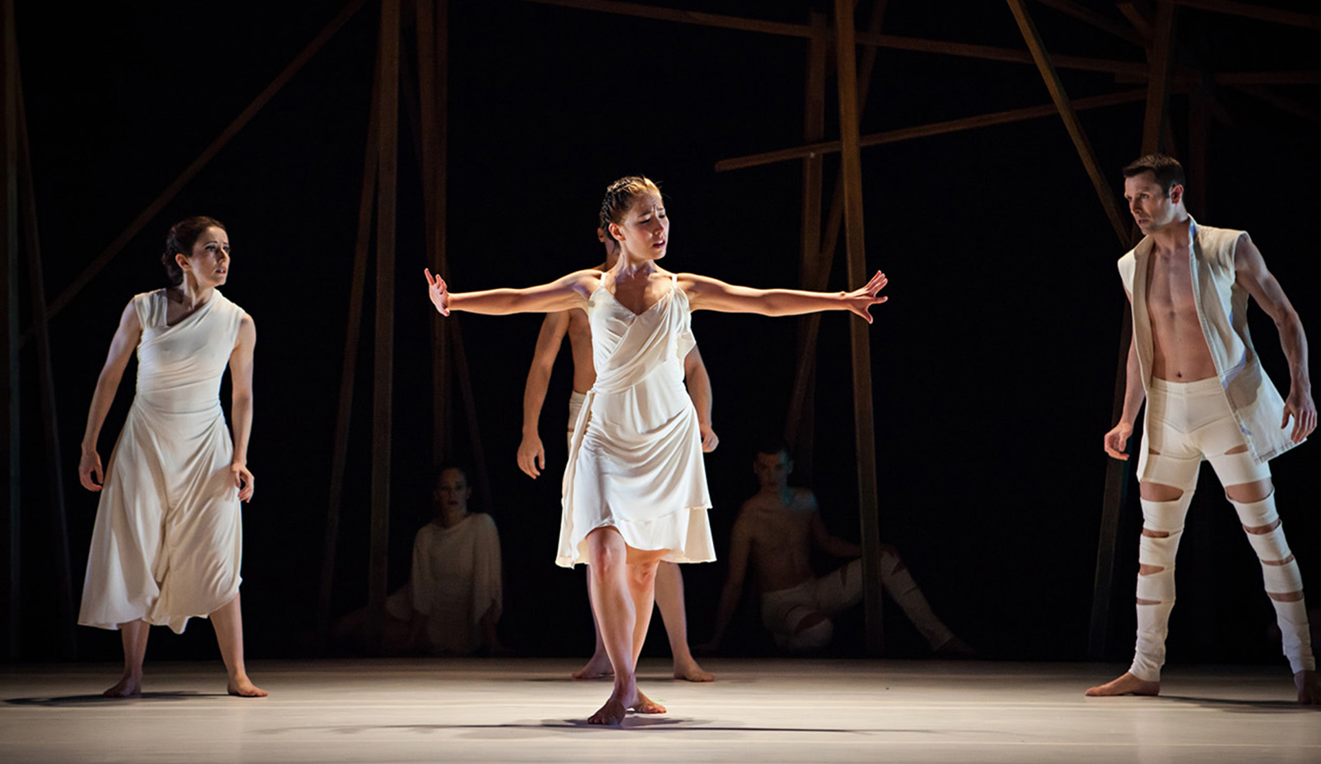 Rioult Dance New York at Williams Center for the Arts