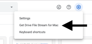 Get File Stream for your Mac